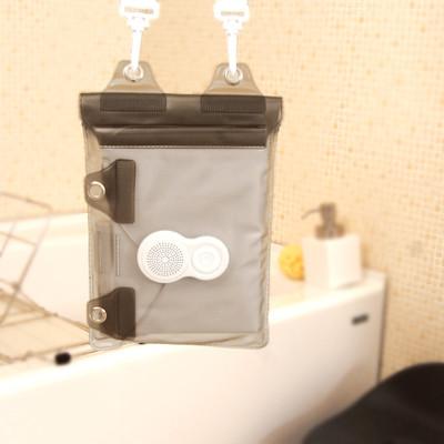 タブレットPC対応/防滴スピーカー「ジェリーフィッシュL」