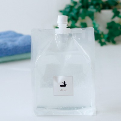 住宅用洗剤「バスリエ(BATHLIER)」アルカリウォーター(2000ml詰替)