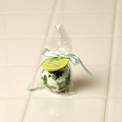 入浴剤「ミニバスボール」グリーンアップの香り(グリーン)