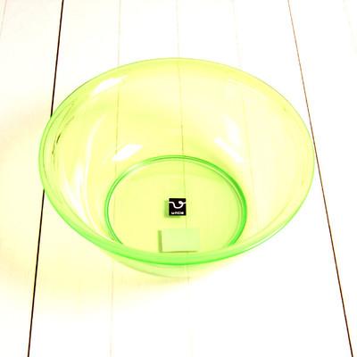 洗面器 SX「アンティクリスタル」(グリーン)